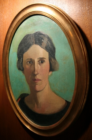 Portrait of Alison c. 1911, bequeathed by her to Peter du Sautoy and given by him to the University of Manchester.